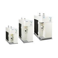 SMC空气干燥机使用说明书-各部分名称与功能