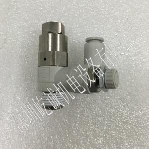 原装SMC 带消声器排气节流阀 ASP430F-02-06S
