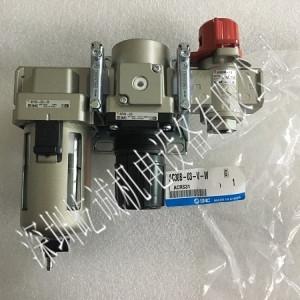 日本SMC空气组合元件AC30B-03-V-W