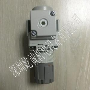 日本SMC精密减压阀ARP20-02BE压力0.005~0.4Mpa口径RC1/4