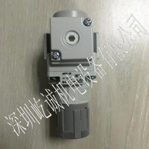 日本SMC精密减压阀ARP20-02压力0.005~0.4Mpa口径RC1/4空气试用