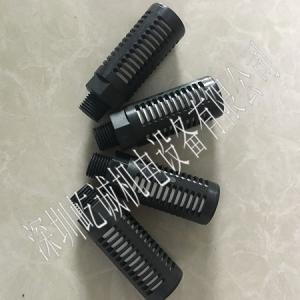 日本SMC消声器AN202-02 口径1/4 消声效果35 dB (A)