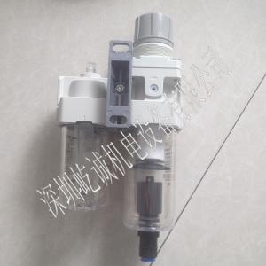 日本SMC空气组合元件AC40D-04DG-A自动排水型AW40+AFM40
