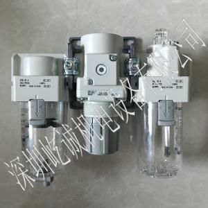 日本SMC空气组合元件