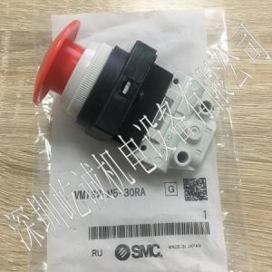 日本SMC原装正品机械阀VM132-M5-30RA