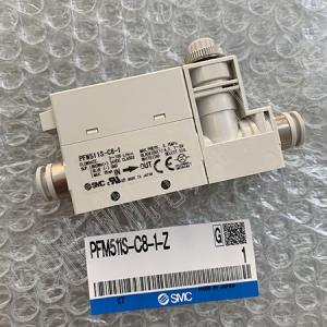 日本SMC原装正品流量传感器PFM511S-C8-1-Z