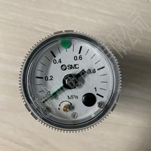 日本SMC原装正品压力表3C-GP46-10-01
