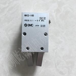 日本SMC原装正品气缸MHC2-16D