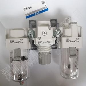 日本SMC原装正品空气组合元件AC25-02-B