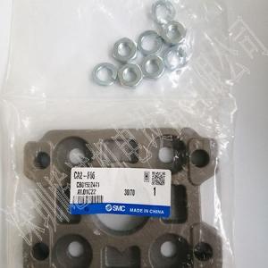 日本SMC原装正品法兰组件CA2-F06