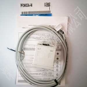 日本SMC原装正品水用数字式流量监测器PF3W30A-M