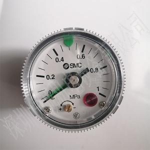 日本SMC原装正品压力表GP46-10-02L5