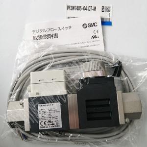 日本SMC原装正品数字式流量开关PF3W740S-04-DT-M