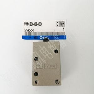 日本SMC原装正品手动阀VM430-01-00