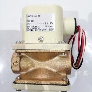 日本SMC原装正品流量开关IFW510-03-00