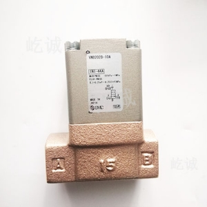日本SMC 原装正品 流体控制阀 VNB202B-10A