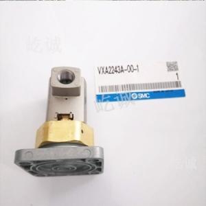 日本SMC 原装正品 气控阀VXA2243A-00-1