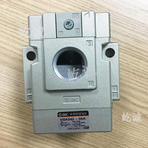 日本SMC 原装正品 气控阀VGA342-10A