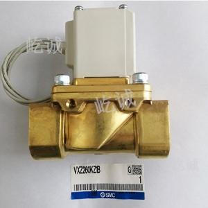 日本SMC 原装正品 电磁阀VXZ260KZ1B