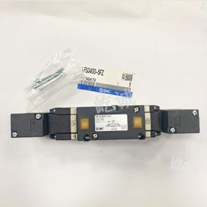 日本SMC 原装正品 VFS3400-5FZ 电磁阀