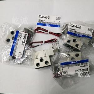 日本SMC 原装正品 SY3340-5LZ-01电磁阀